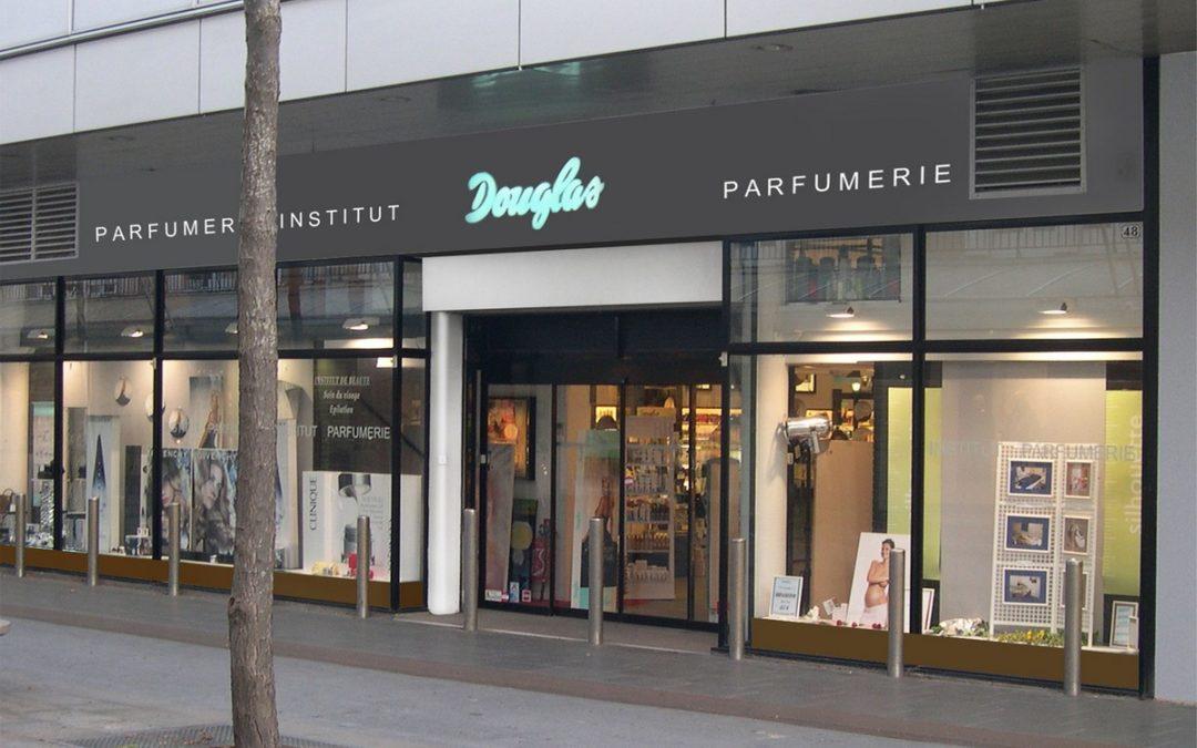Parfumeries Douglas – St Nazaire & Nantes