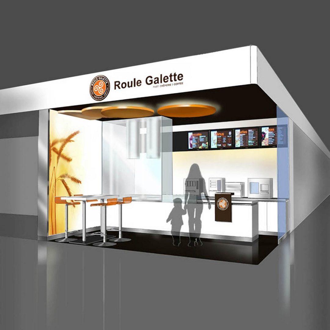 restaurant Roule Galette Paris
