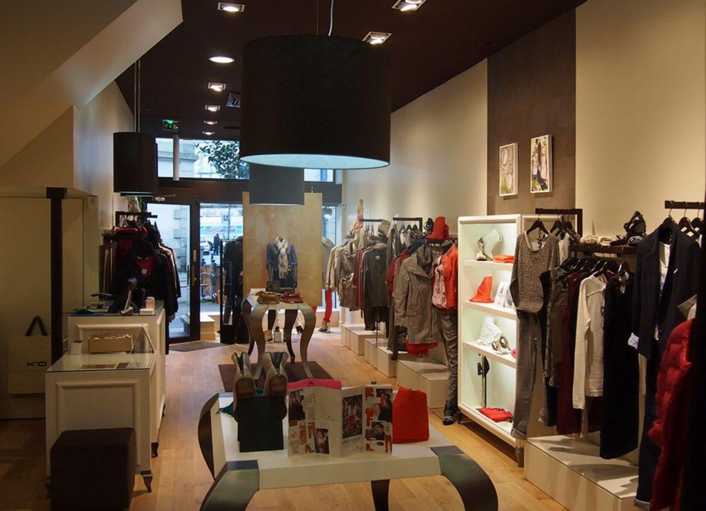 magasin X adn O à Auray